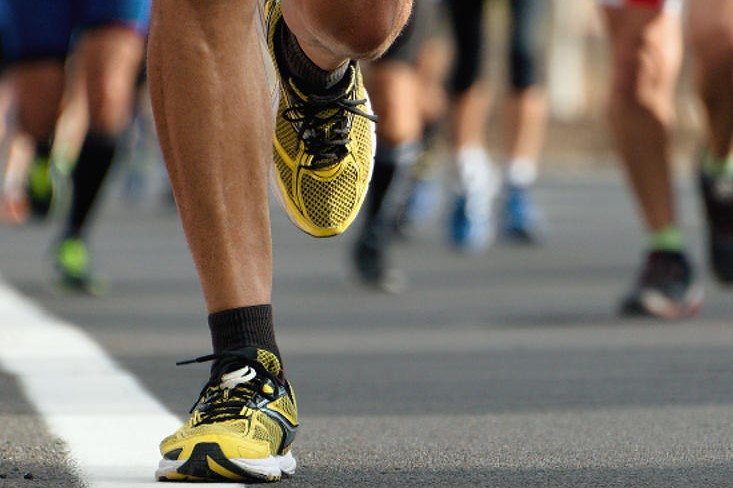 halbmarathon training